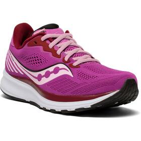 saucony Ride 14 Shoes Women, rosa